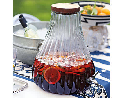 Terraza Drink Dispenser from Serena & Lily