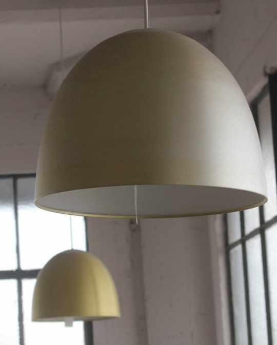 ARTEMIDE Nur Pendant Dome Light