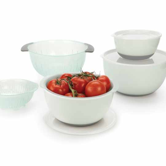 9-Piece Nesting Bowls and Colanders Set from OXO
