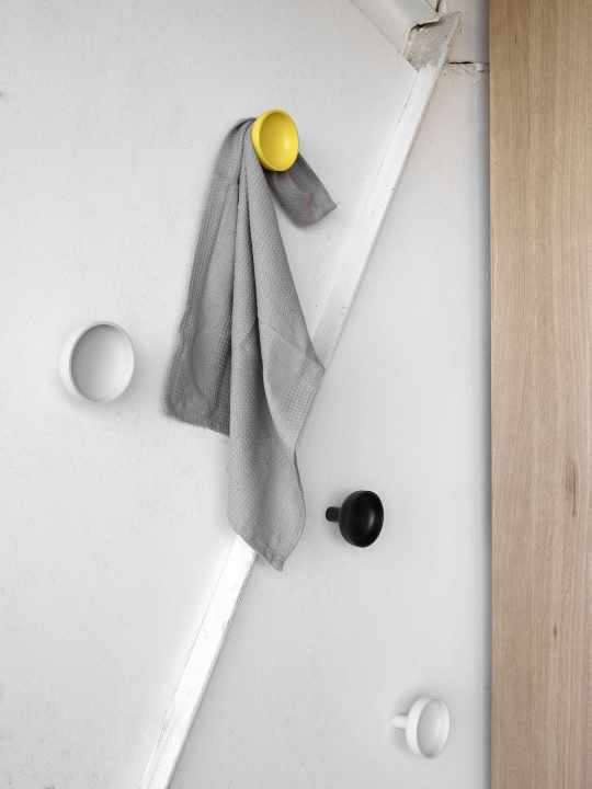 Punched Metal Hook from Hem