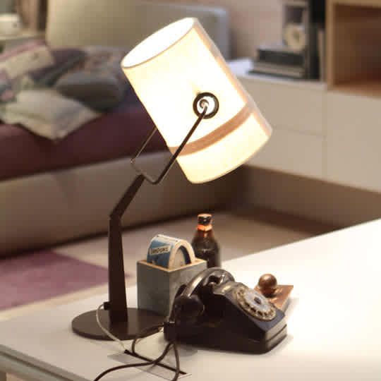 Fork Table Lamp by Diesel