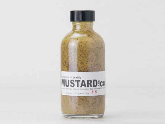 Mustard Sauce from Mustard and Co.