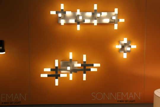 Connetix Sconces by Robert Sonneman