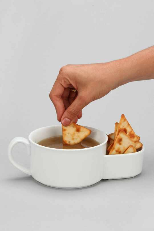 Soup Crackers Bowl from Urban Outfitters