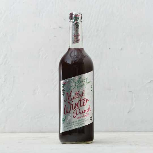 Mulled Winter Punch from Belvoir Fruit Farms