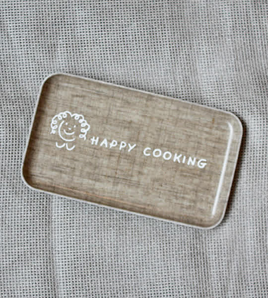 Happy Cooking Tray from Alder & Co.
