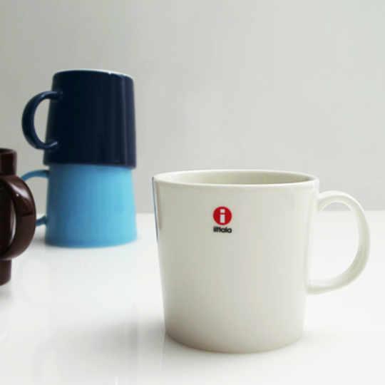 Teema Large & Regular Mugs by Kaj Franck
