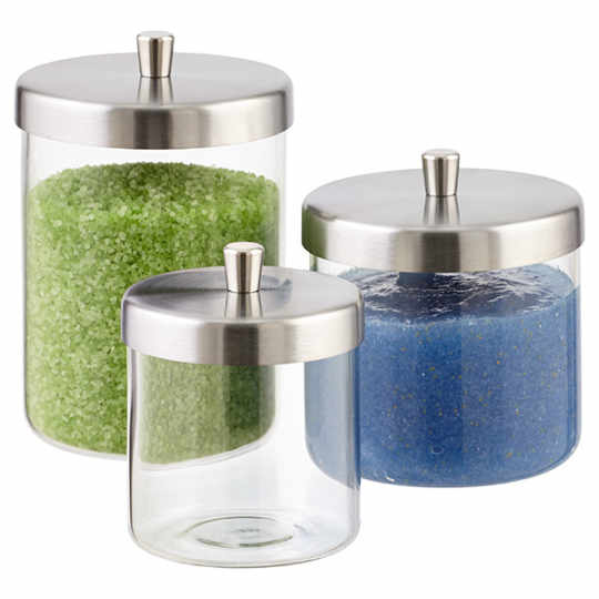 Container Store Apothecary Jars