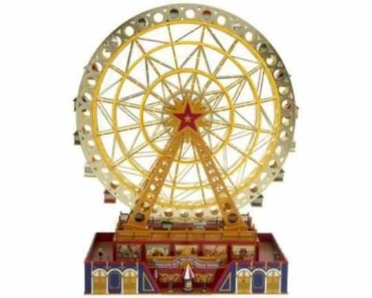 Mr.Christmas World's Fair Grand Ferris Wheel