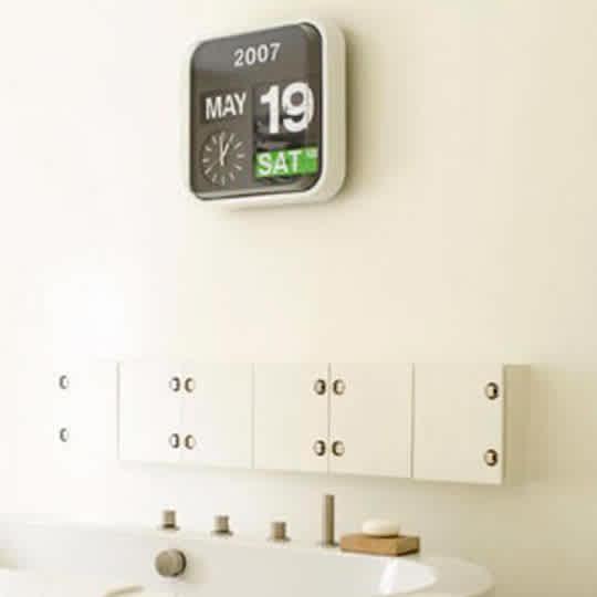 Big Calendar Flip Clock