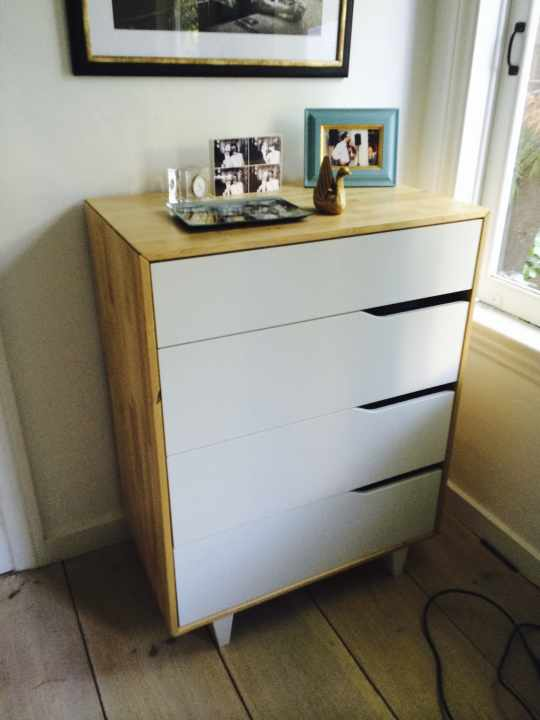 Mandal Dresser & Chest by Francis Cayouette
