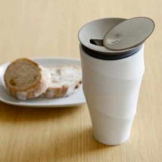 Wave Commuter Mug from Charles & Marie