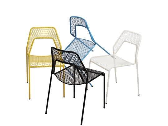 Hot Mesh Chair from Blu Dot