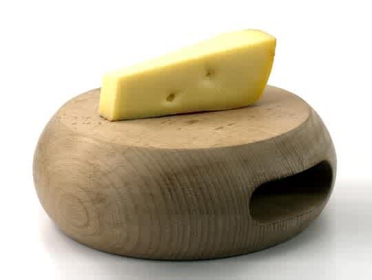 Eno Pecorino 20 Cheese Board by Sebastian Bergne