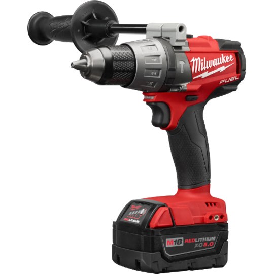 Milwaukee M18 Fuel Hammer Drill / Driver