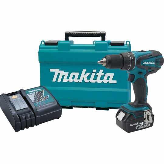 Makita LXT Cordless Hammer Drill
