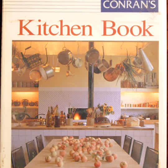 Terence Conran's Kitchen Book