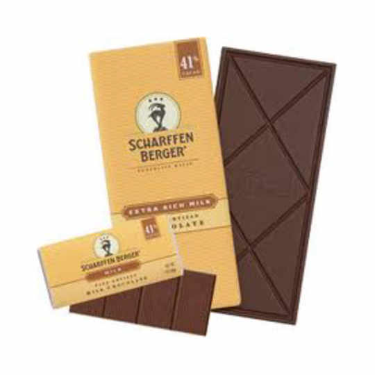 Milk Chocolate Bar from Scharffen Berger
