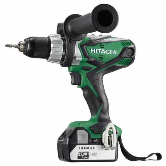Hitachi 18-Volt Hammer Drill (DV18DSDL)