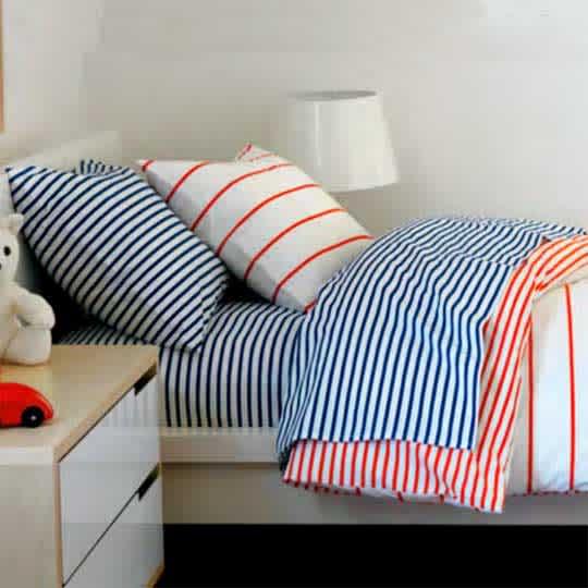 Sailor and Regatta Bedding
