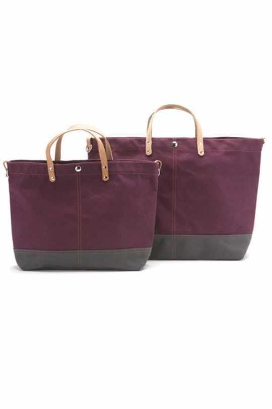 Queen Bee Color Block Vessel Tote Bag