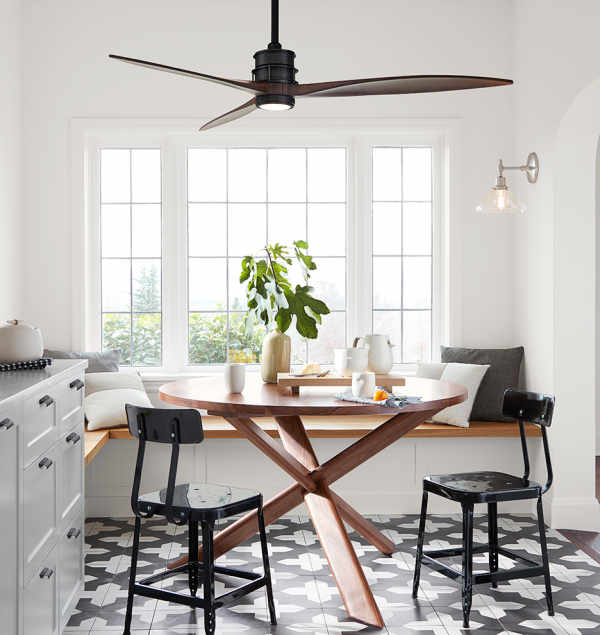 11 modern attractive ceiling fans apartment therapy - Modern Ceiling Fans
