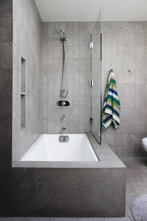 5 Fresh Ways to Shake Up the Look of a Bathtub/Shower Combo ...