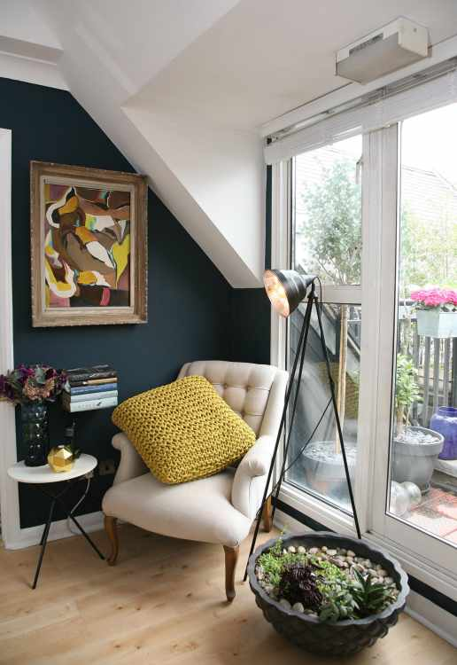 12 Decorating Ideas for Tricky Room Corners | Apartment Therapy
