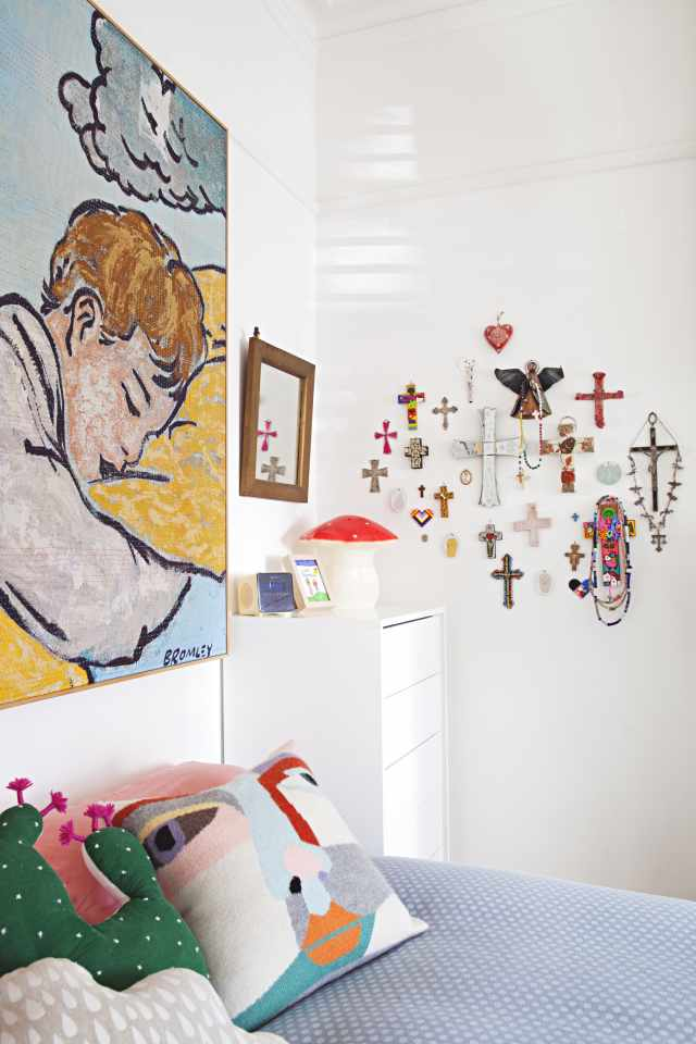 Madeleine Amp Karl S Colorful And Creative Melbourne Home