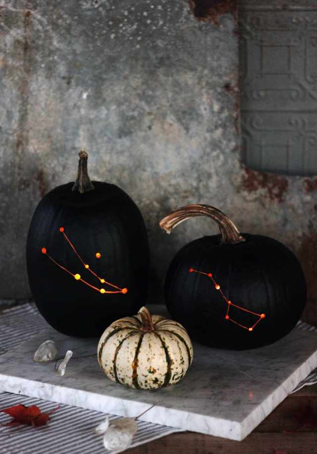 Chic and Elegant Halloween Decor Ideas   Apartment Therapy