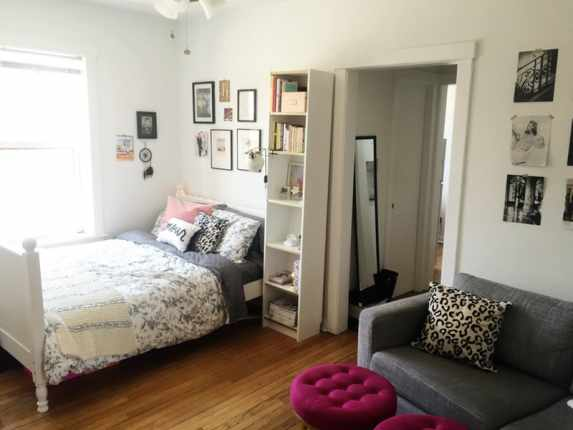 5 Genius Ideas For How to Layout Furniture in a Studio Apartment ...