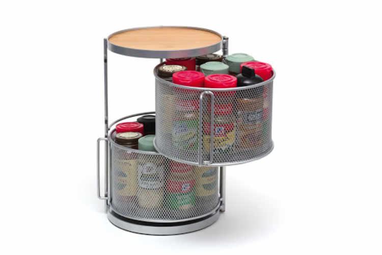 2-Tier Spice Tower