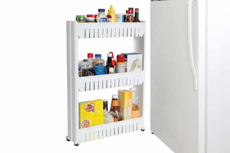 Ideaworks Slide Out Storage Tower