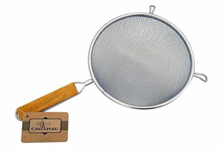 Culina 8″ Double Mesh Strainer