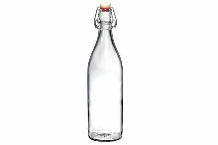 Giara Glass Bottle with Stopper