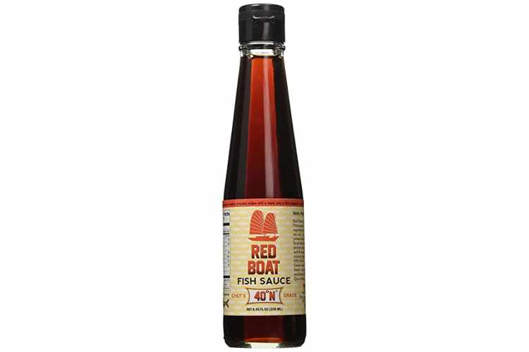 Red Boat Vietnamese Extra Virgin Fish Sauce