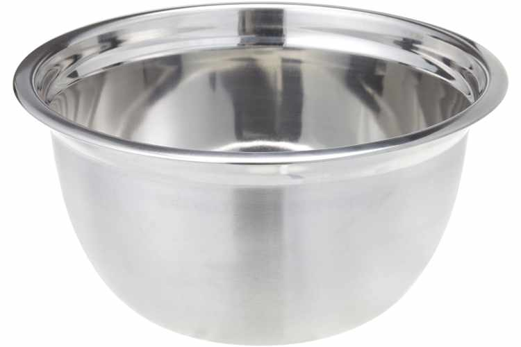 ExcelSteel 8-Quart Stainless Steel Mixing Bowl