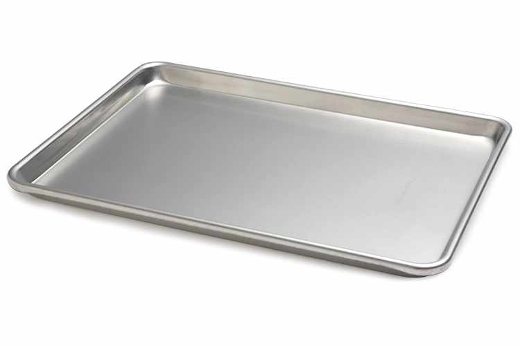 Focus Foodservice Commercial Bakeware Aluminum Half Sheet Pan