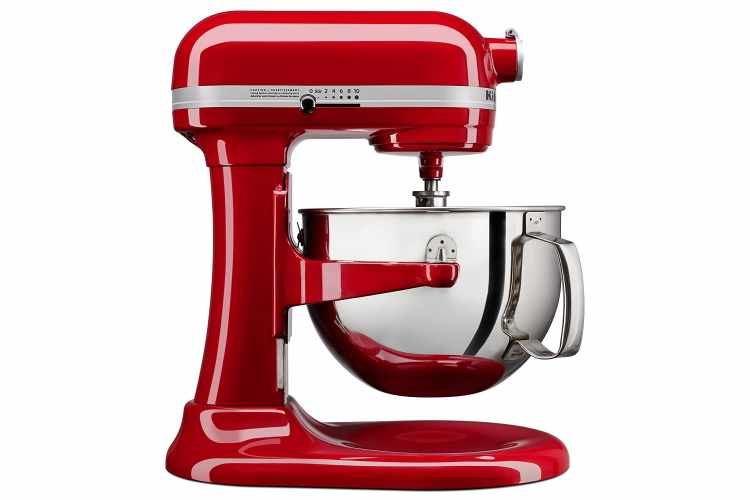 KitchenAid Professional 6-Quart Bowl-Lift Stand Mixer, Empire Red