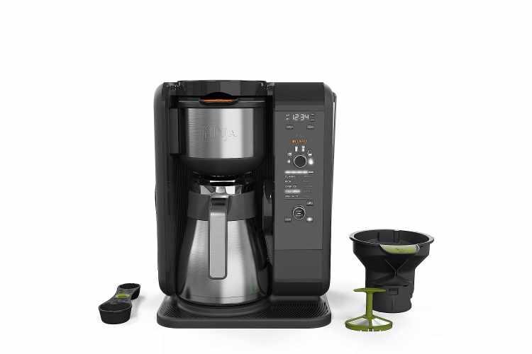 How Ninja Coffee Bar Drinks Compare to Starbucks | Kitchn