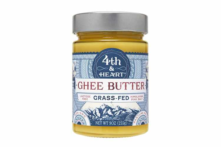Himalayan Pink Salt Grass-Fed Ghee Butter