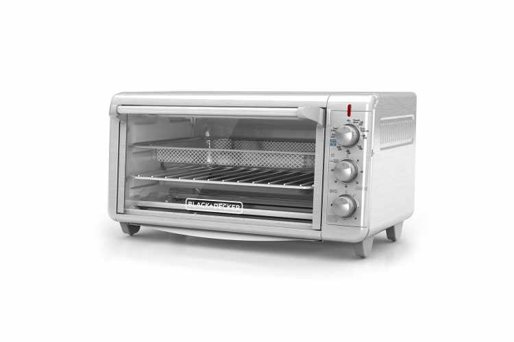 Black + Decker Large Capacity Air Fry Toaster Oven