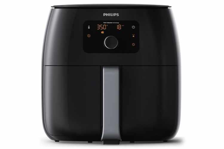 Philips Avance Collection XXL Digital Twin TurboStar Air Fryer