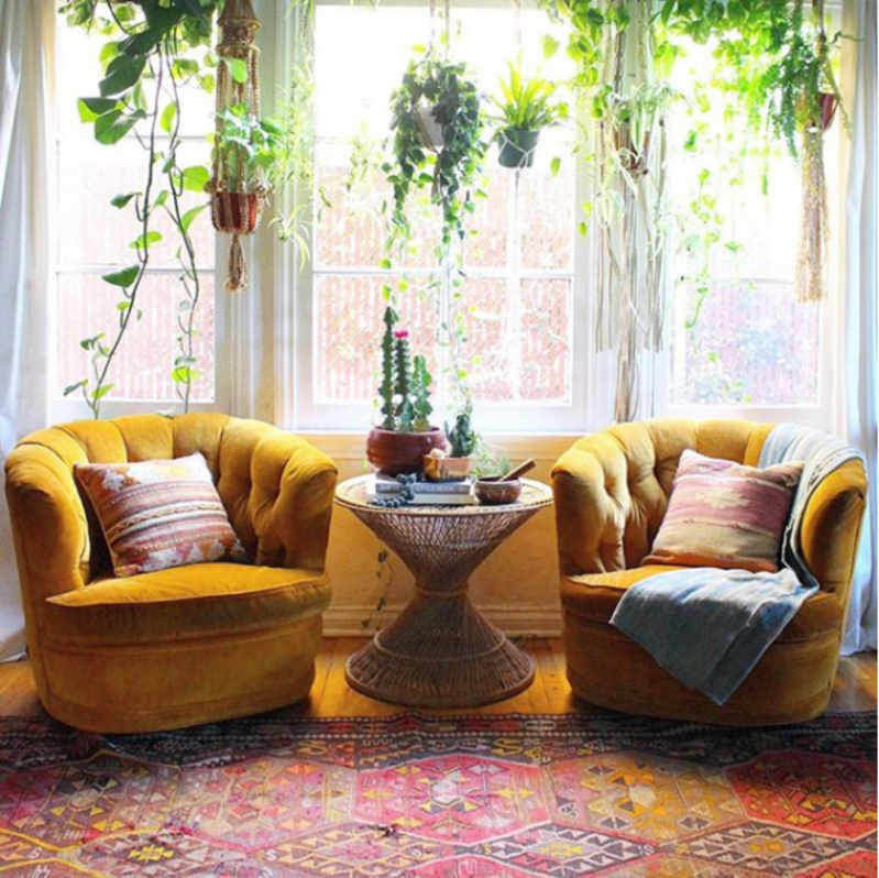 2018 Room Color Trends - Lavender, Mustard Yellow ...