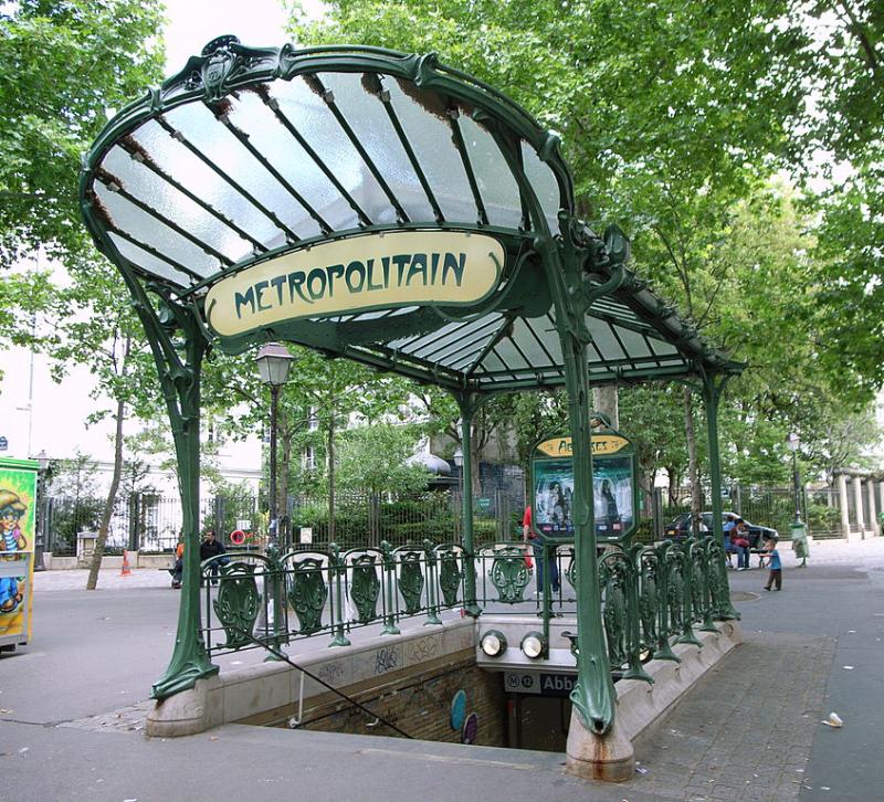Art Deco Paris Apartment: Art Deco Vs. Art Nouveau: What's The Difference