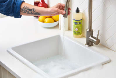 How To Clean Your Kitchen Sink & Disposal | Apartment Therapy