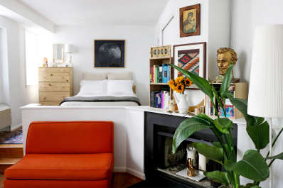 Tiny Living in a Small Studio Apartment in D.C.   Apartment Therapy