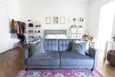 The Best Studio Apartment Layouts | Apartment Therapy