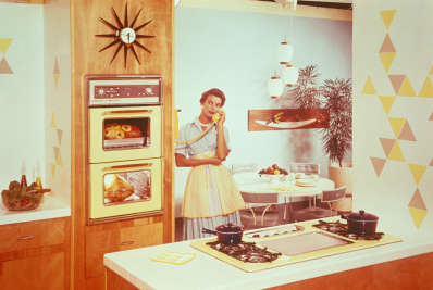 a brief history of 1970s kitchen design apartment therapy - 1970s Kitchen