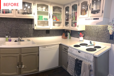 Affordable Kitchen Remodel - $3500 Budget Makeover   Apartment Therapy